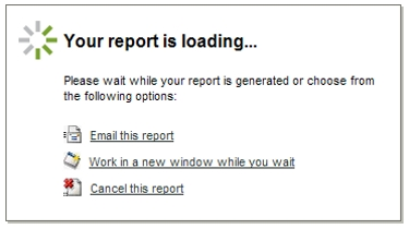 Waiting on Omniture: Your report is loading...