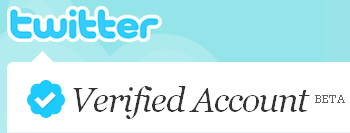 Twitter Verified Account Beta