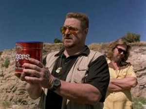 """Good night, sweet prince."" - Walter Sobchak"