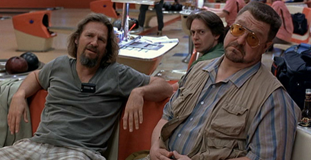 The Dude, Donny and Walter